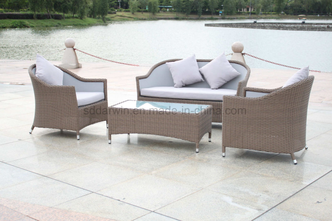 China Outdoor Sofa Set Patio Sofa Lounge Garden Sofa Lounge