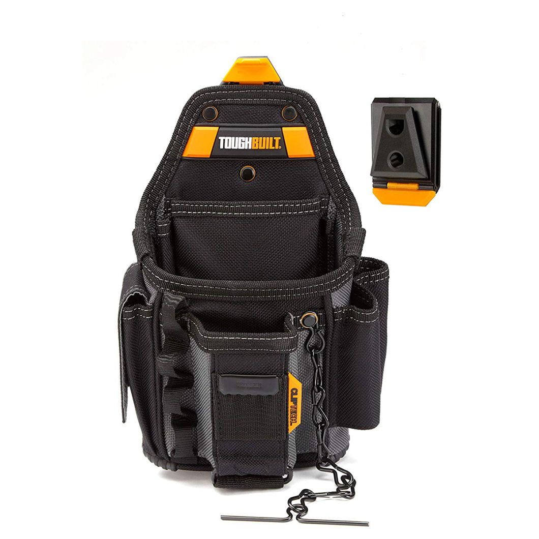Bag Toughbuilt Electrician Pouch Hub