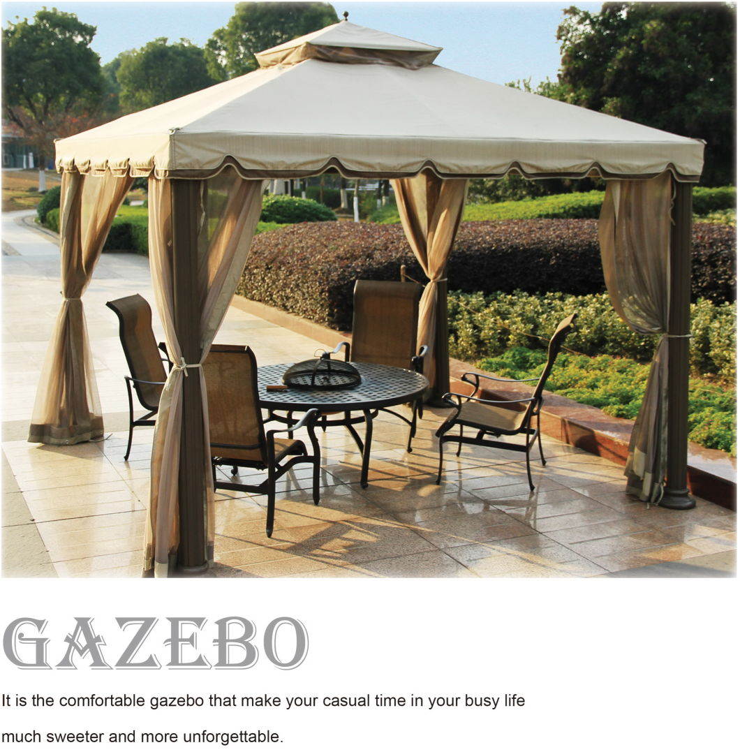 China Patio Gazebo Garden Camp Outdoor