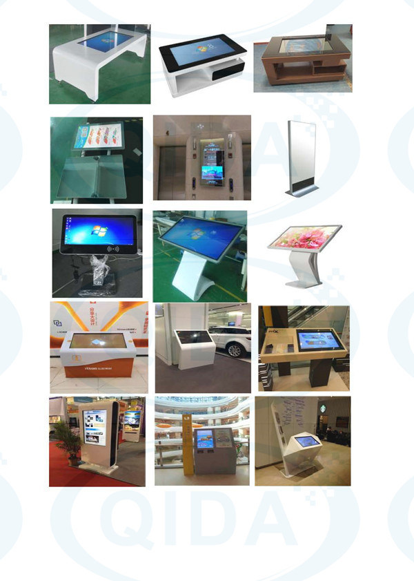 China 55 65 75 85 98 Inch Interactive Whiteboard Lcd