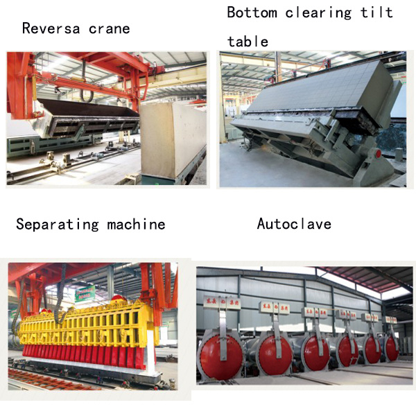China Sand Lime AAC Block Machine, AAC/Autoclave Aerated
