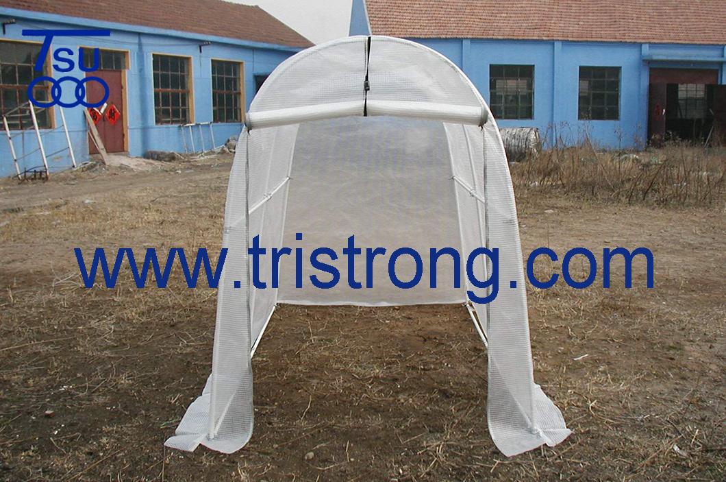 Greenhouse/Hothouse/Garden Shed/Outdoor Mini Shelter (TSU-162G)