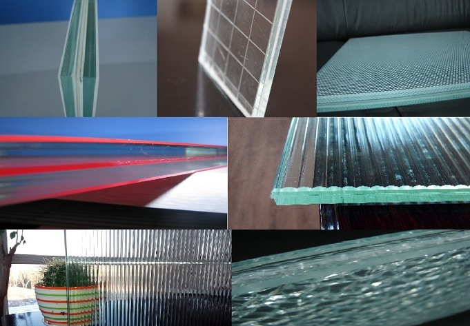 6.38mm Transparent Safety Laminated Glass USD 6.75/M2 with CE Certificate