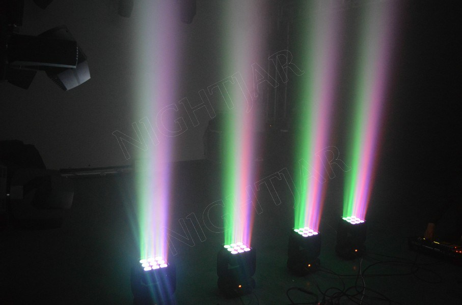 Nj-9A 9*10W LED Moving Head Beam Light