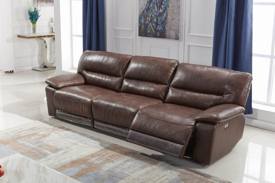 China 4 Seater Reclining Recliner Top