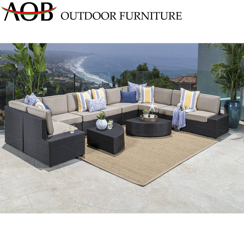 China Luxury Customize Outdoor Patio