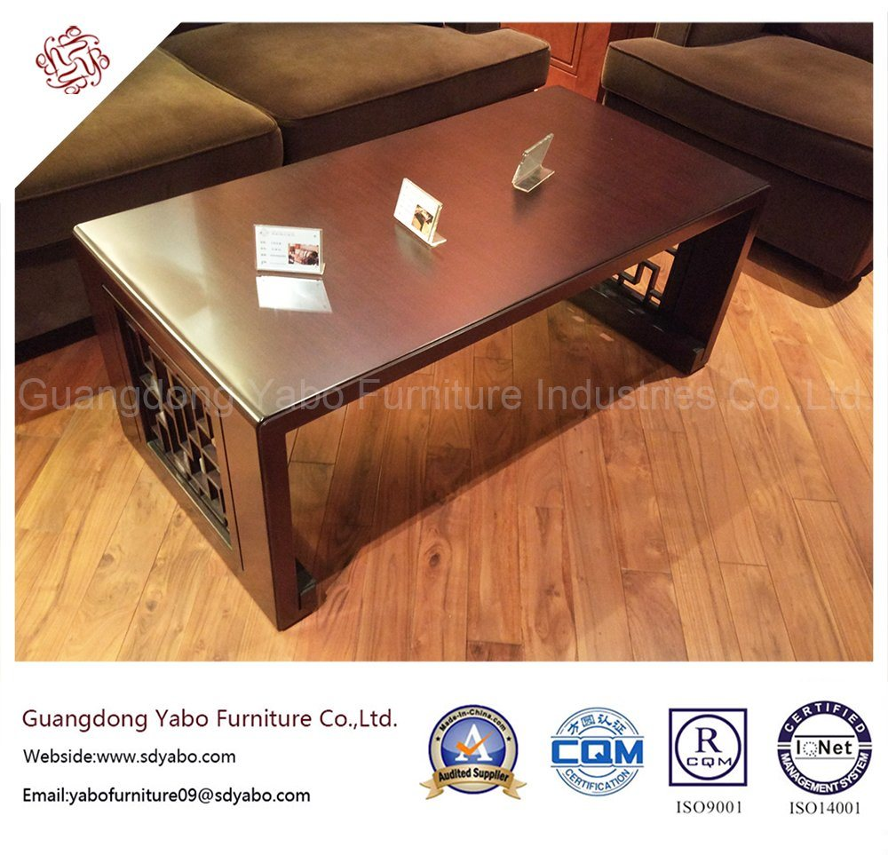 - China Traditional Style Hotel Furniture With Living Room Coffee