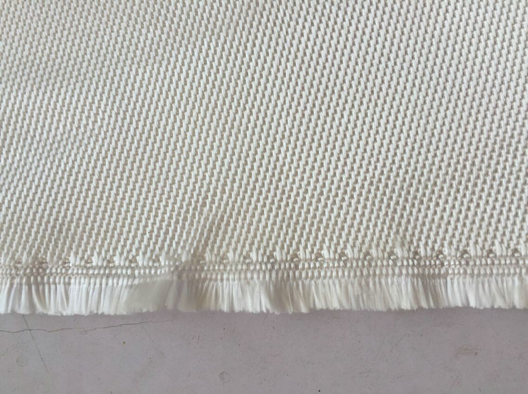 High Silica Fiberglass Fabric Cloth High Temperature Resistance Fabric