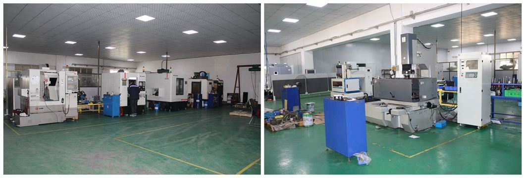 OEM Machining Stainless Steel Injection Mould for Machinery Parts