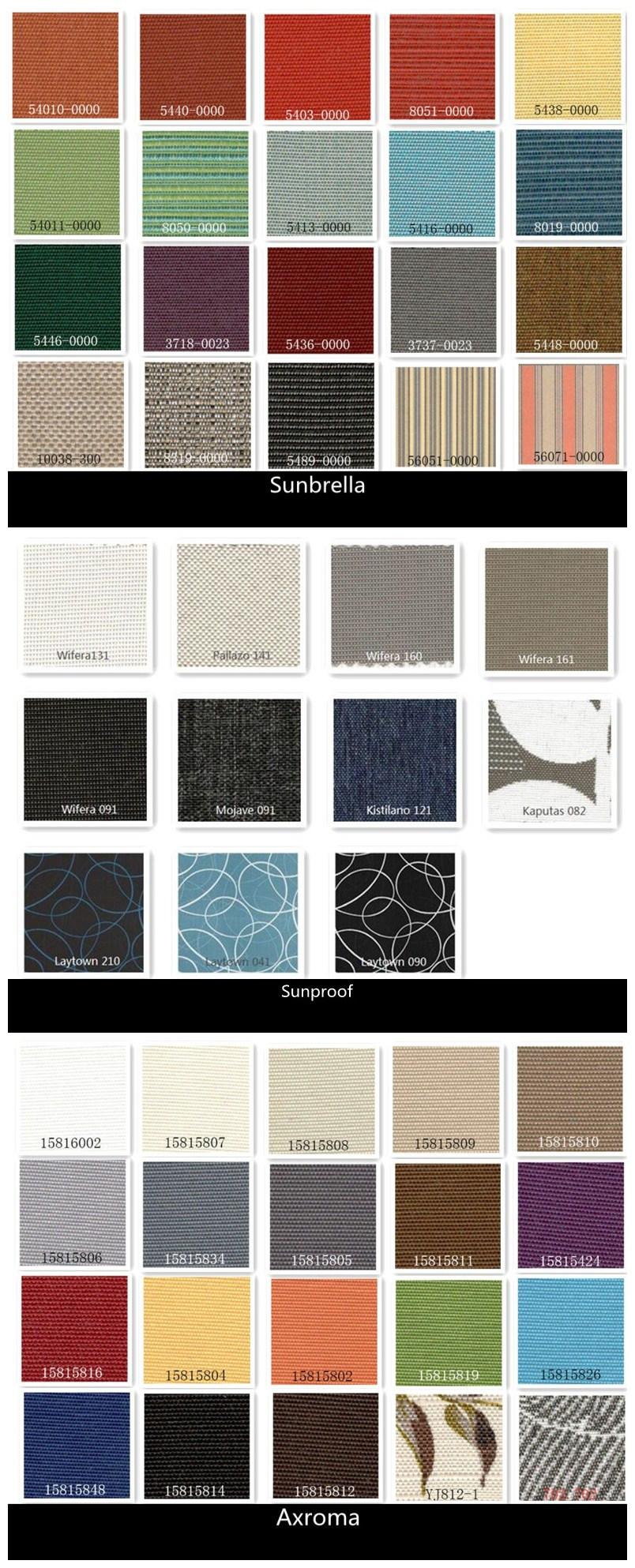 Factory Supply Special Design Aluminium f<em></em>rame Garden Rope Hand Made Outdoor Sofa Furniture