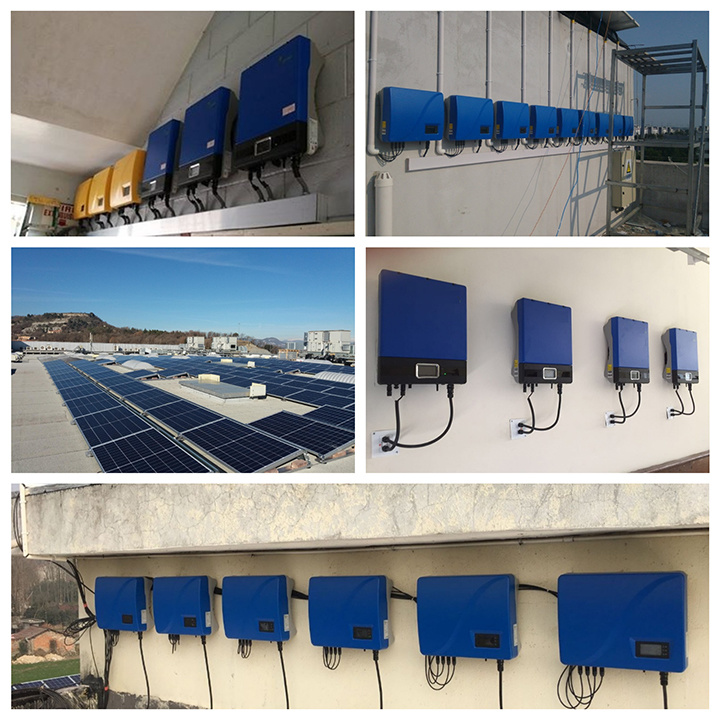 20kw Three Phase 380V Solar Energy Power System for Petro Station /Home /Shops