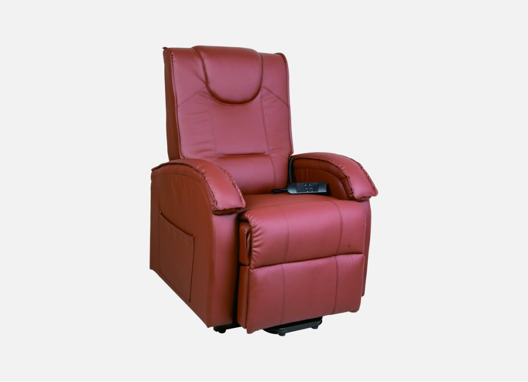 China Electric Rise Recline Chair for Old Man Lift Tilt