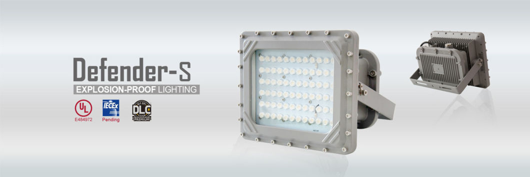 UL ATEX+IECEx Certified Explosion Proof High Bay Light C1D1 C1D2, Zone 1&21  Zone 2&22