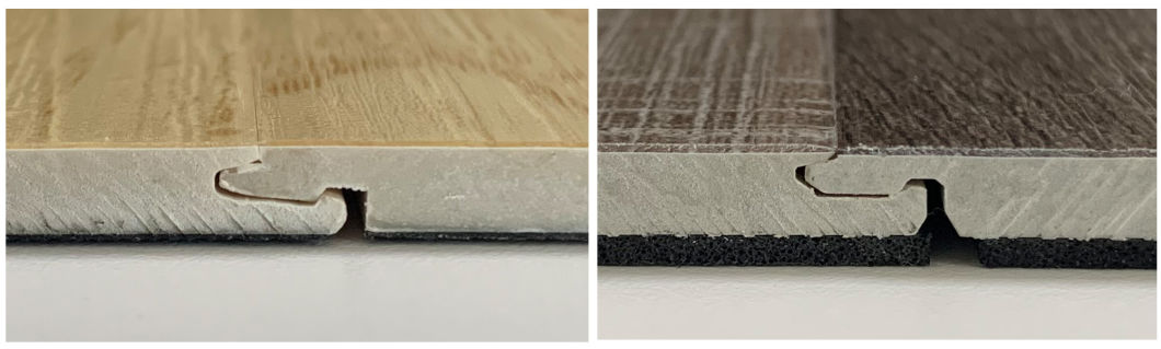 China 4mm 5mm Plastic Spc Click Pvc Vinyl Plank Flooring China Spc Flooring Vinyl Plank