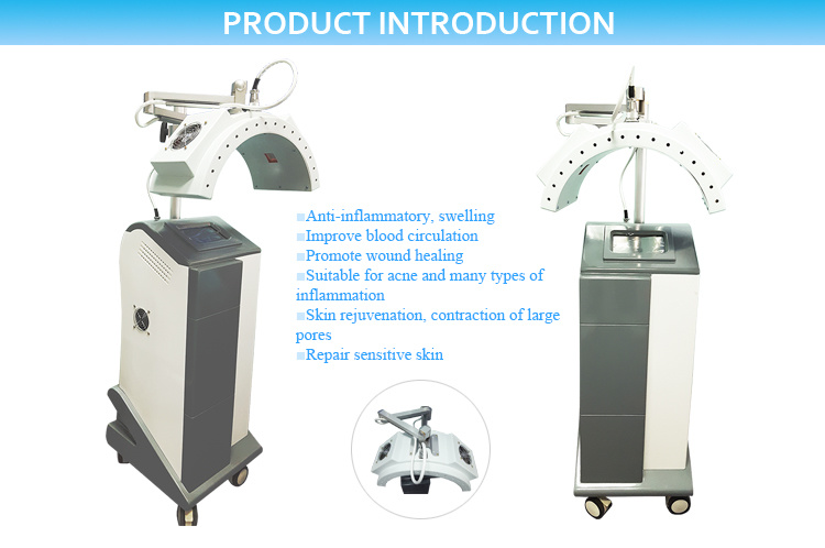 Medical Beauty Body PDT Therapy LED Lamps Skin Whitening Machine