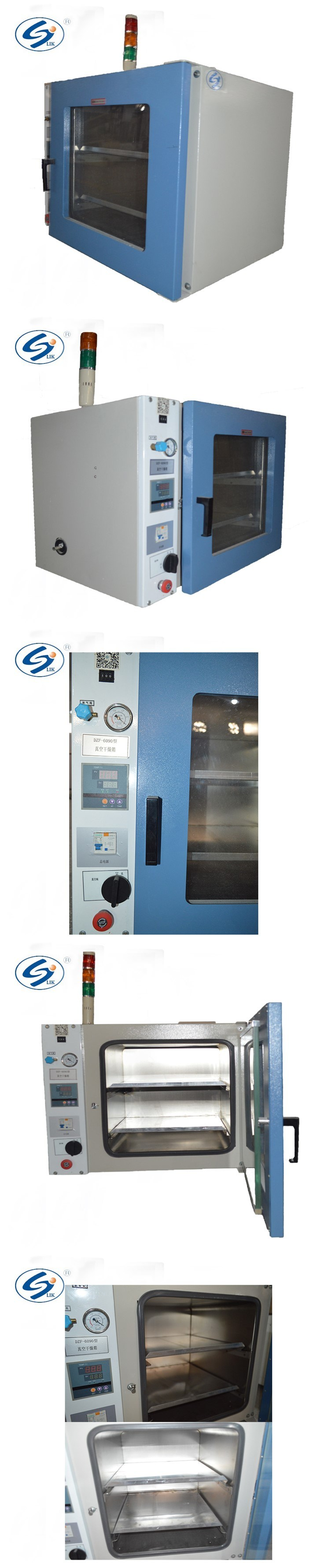 Digital Display Industry Vacuum Drying Cabinet