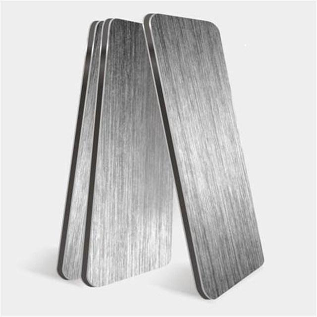 China 4mm PVDF Coating Curtain Wall Aluminum Composite