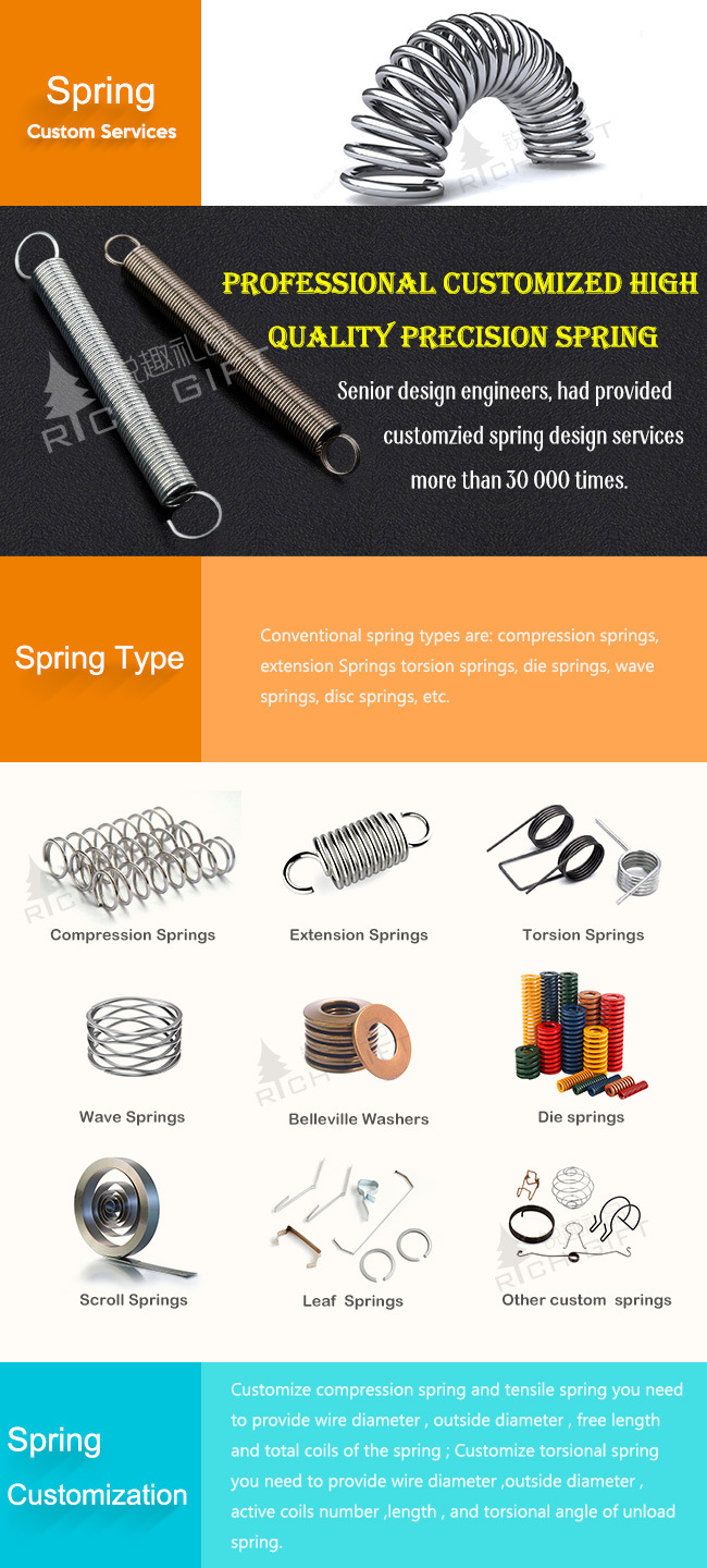 China Manufacturer Customized Wire Forming Clip Tension