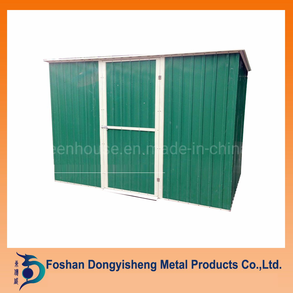 High Quality Outdoor Garden Shed Malaysia Cheap Outdoor Storage Shed High Performance Home& Garden Easy Install Garden Shed (RDS2618-GG1)