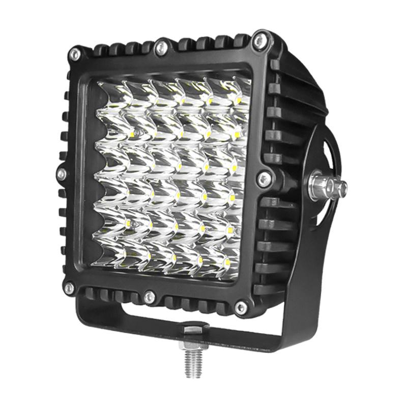 CREE LED Working Light 108W Spot Flood Beam Auto Work Light 12V/24V