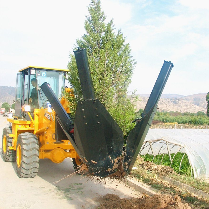 China Forestry Equipment Hcn Br0503 Tree Spade Tree Digger For All