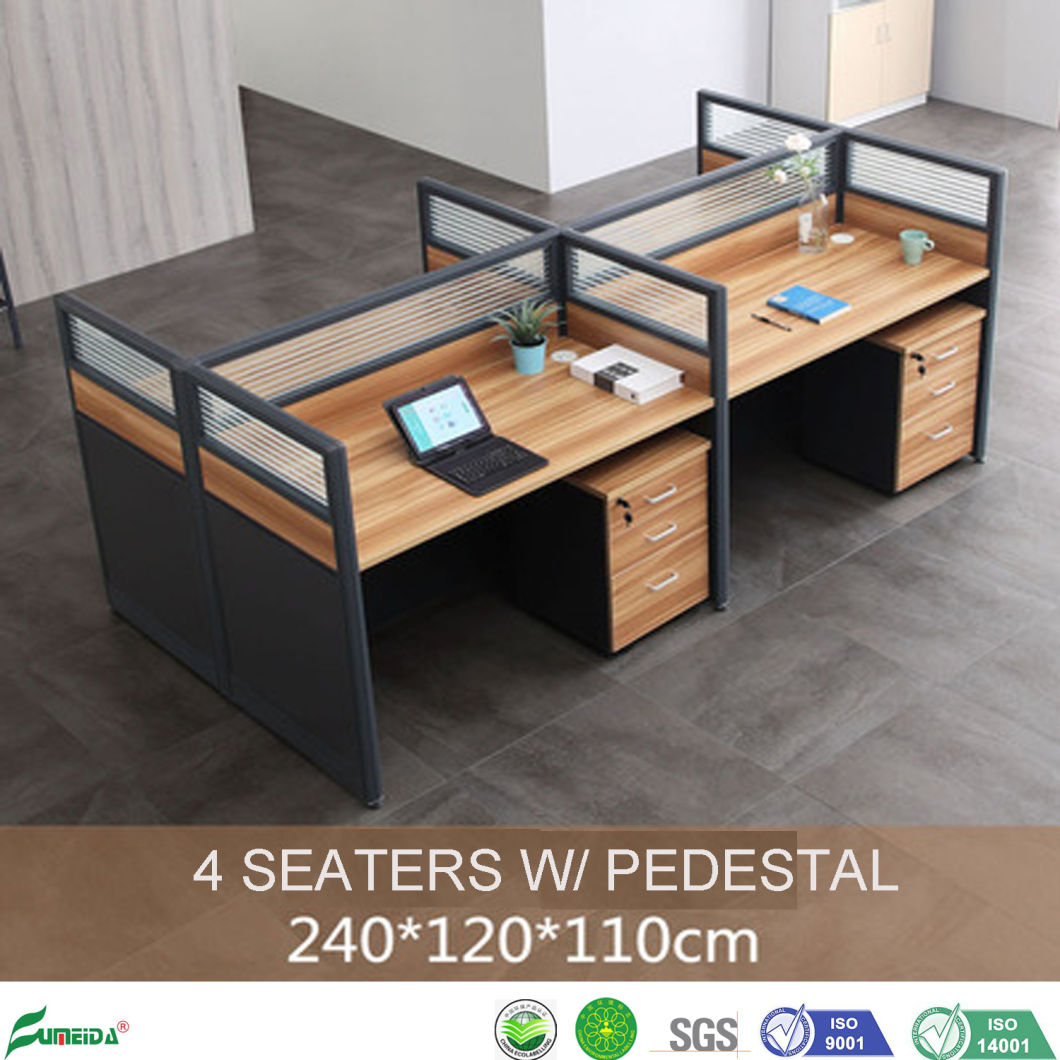 China Office Desk 36 Seat Office Workstation Office Partition