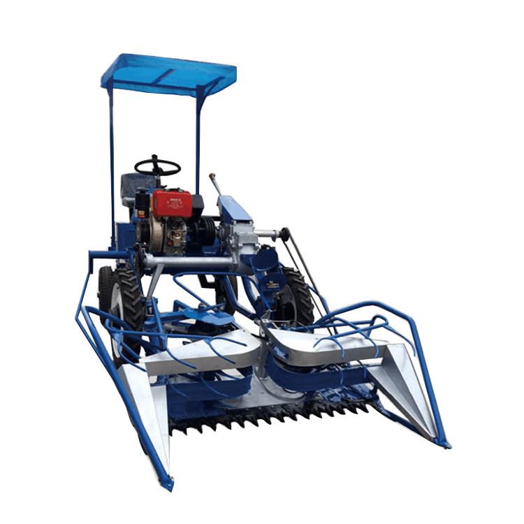 China New Model 4 Wheel Wheat And Rice Reaper Binder Price