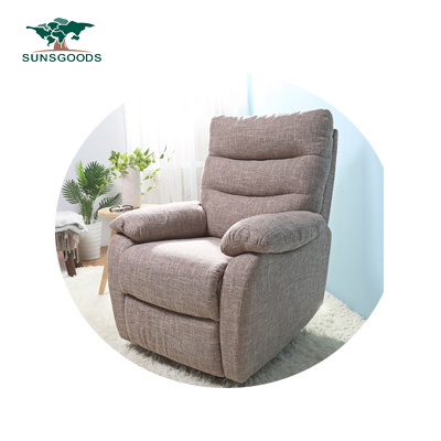 China Home Theater Manual Recliner Sofa