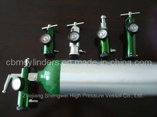 Cga870 Pin Index O2 Regulator 6