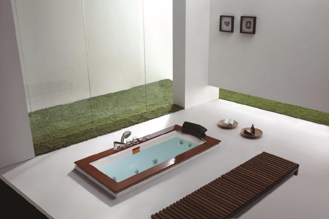 Monalisa Được xây dựng trong biệt thự và khách sạn Thiết kế hiện đại Bồn tắm (M-2040)
