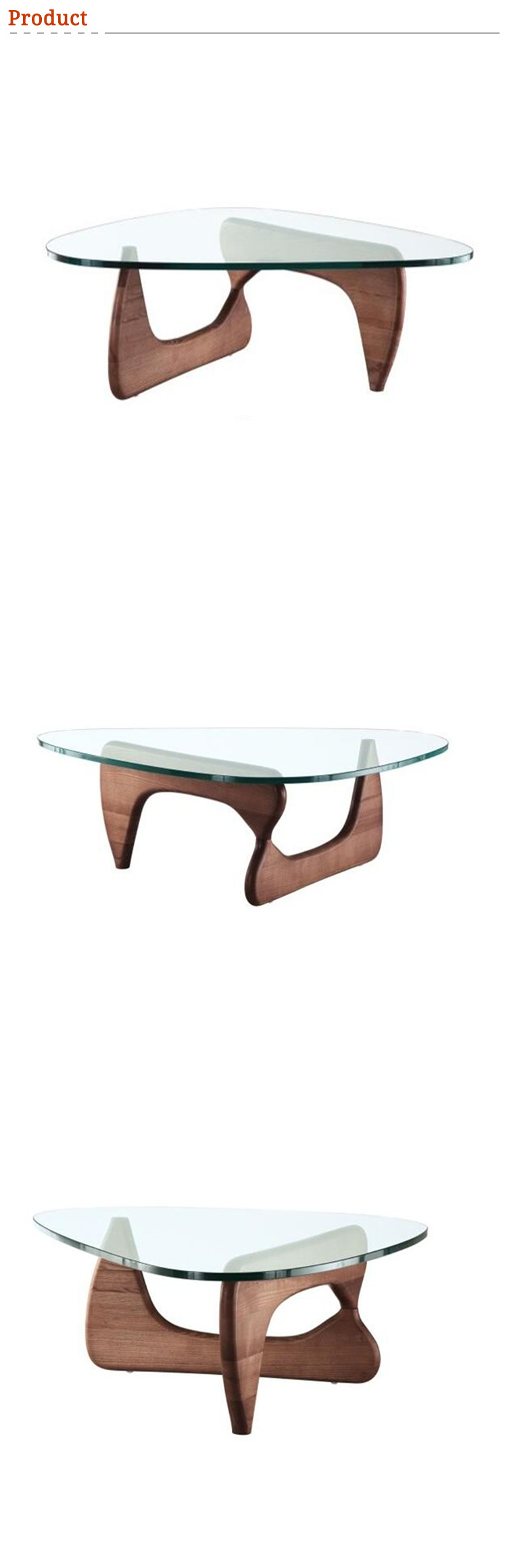 - Wholesale Hotel Lobby Furniture Small Round Modern Tempered Glass