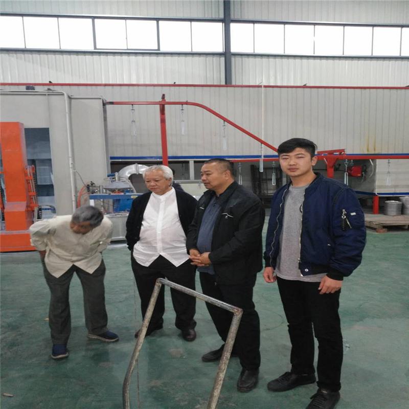 Steel Drum Decoiler, Straightening, Blanking Production Line