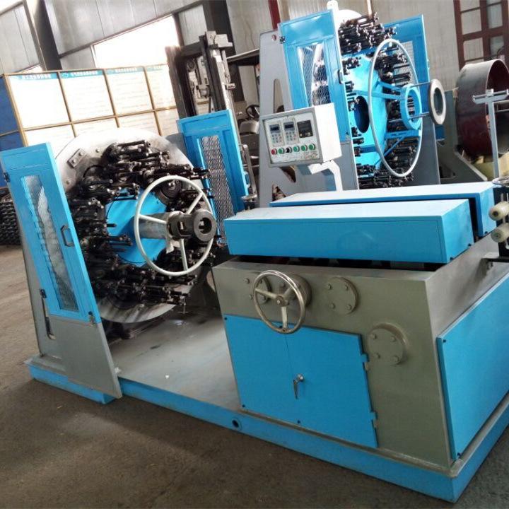 72 Spindle Wire Braiding Machine