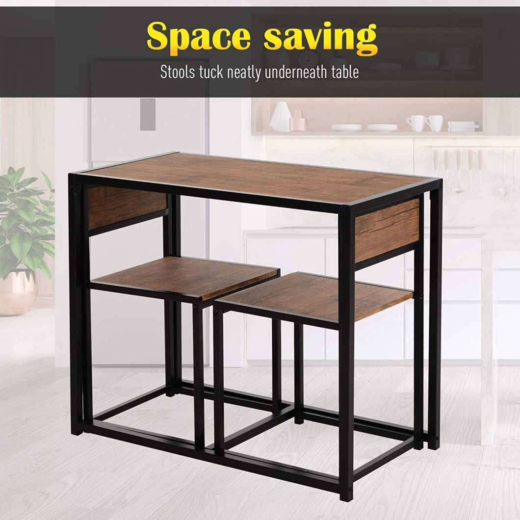 Dining Table 2 Chair Set