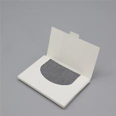 ورق تنشيف زيت الوجه الصيني للبشرة الدهنية ورق التحكم بزيت الفحم الخيزران أدوات تنظيف الجلد بالجملة على Topchinasupplier Com