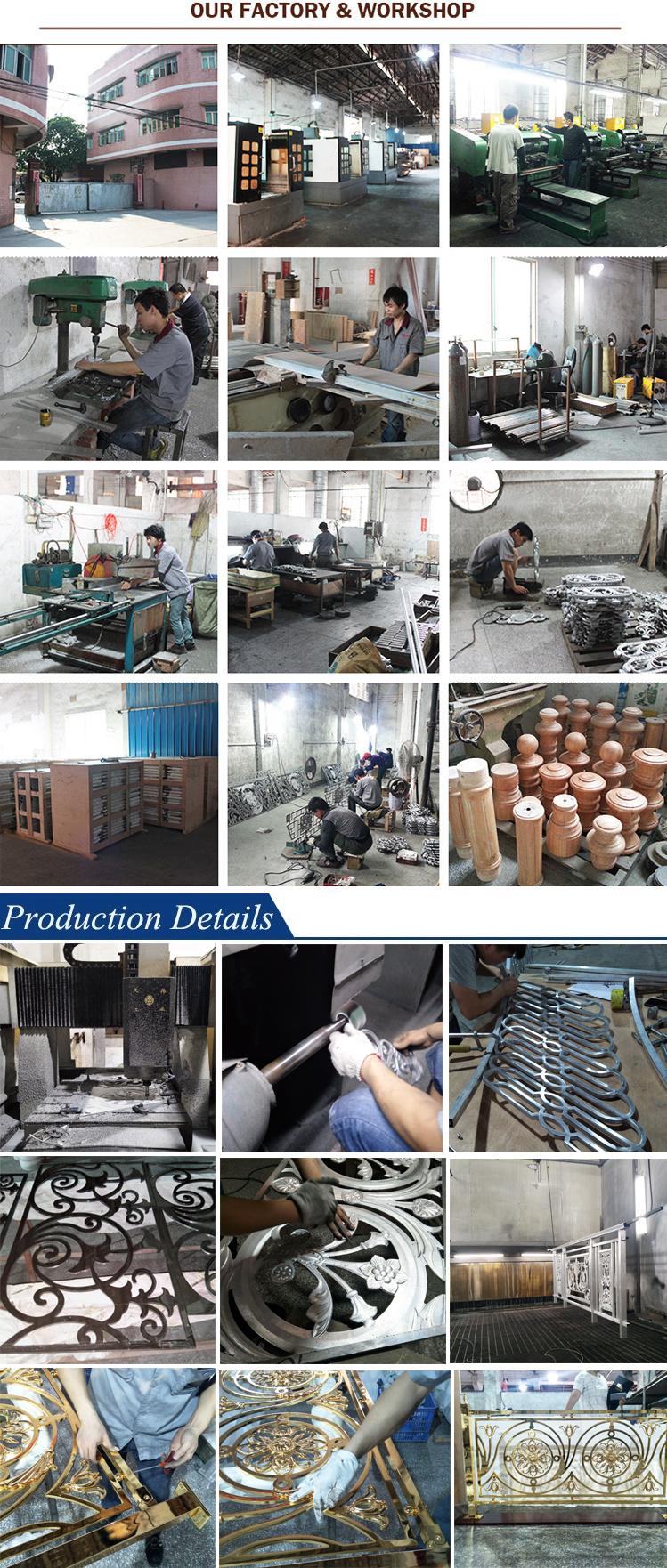 China Duplex Stainless Steel Pipe Price/Stair Railing