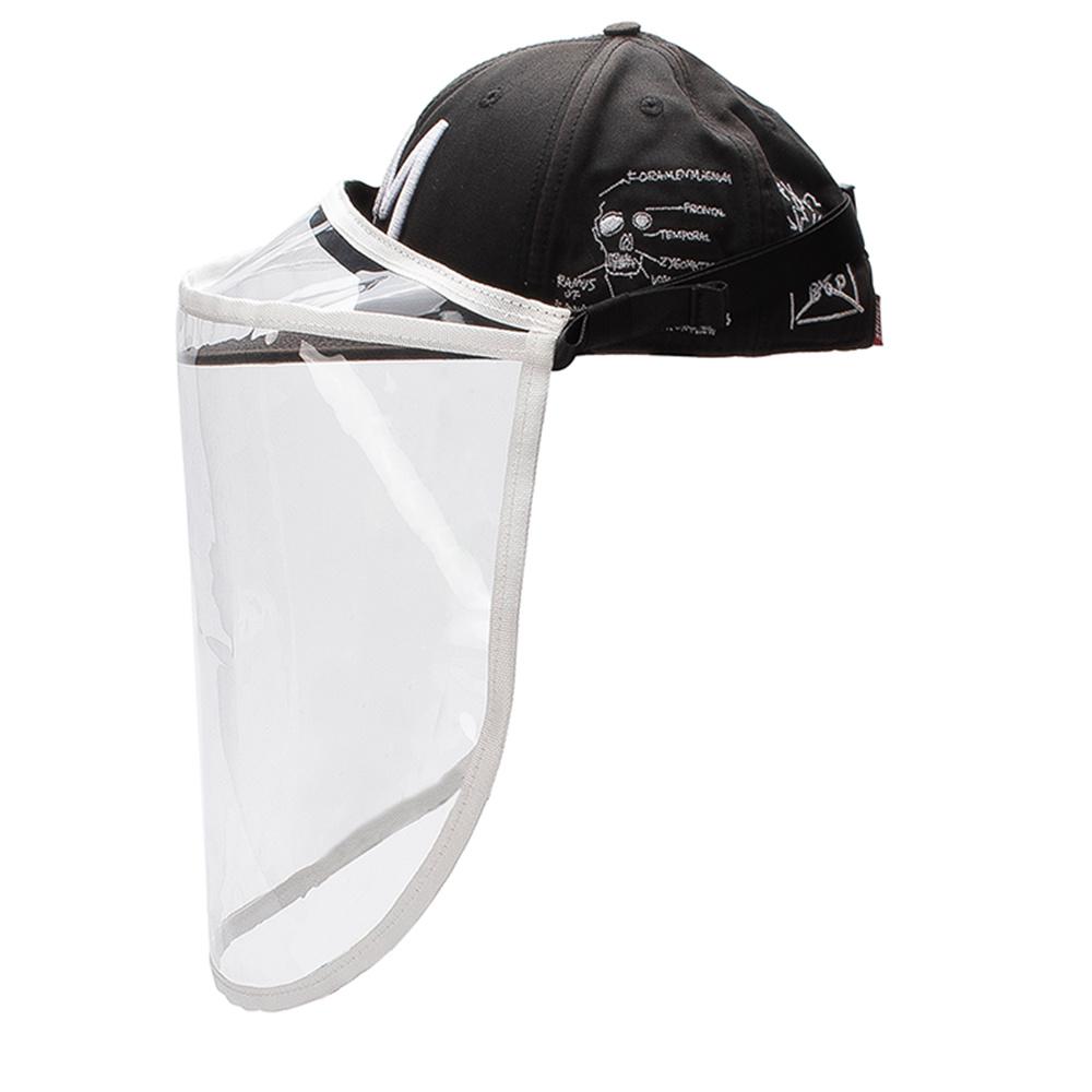 raktáron Átlátszó maszk arcvédő ködgátló műanyag PPE arcvédő fröccsenő védelem