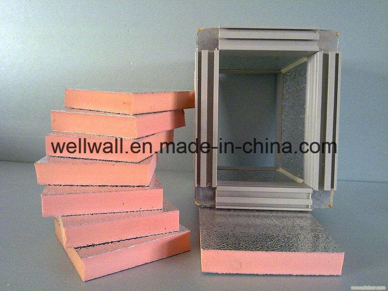 Popular Phenolic Foam Insulation Composite Air Duct Panel