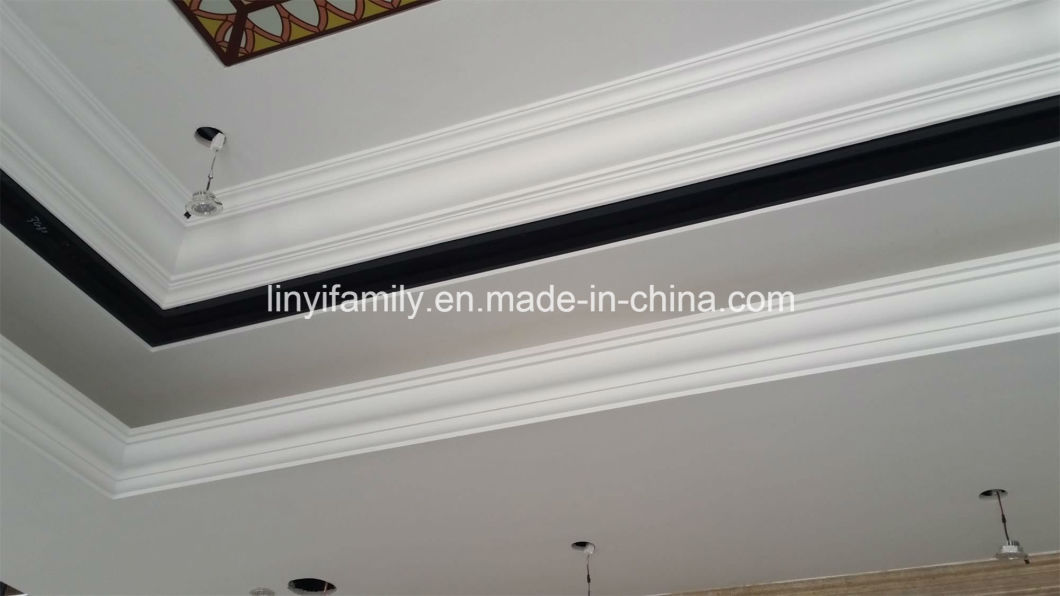 Plaster Cornice For Ceiling Decoration