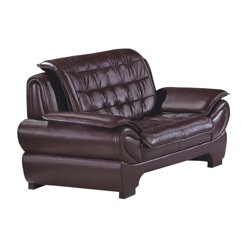Elegant Furniture Leather Sofa Set