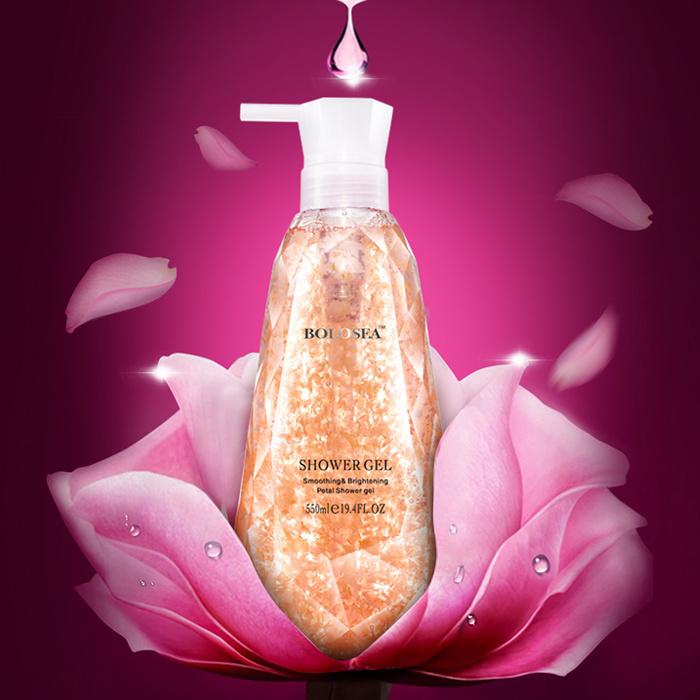 Cherry Petal Bath Lotion Shower Cream