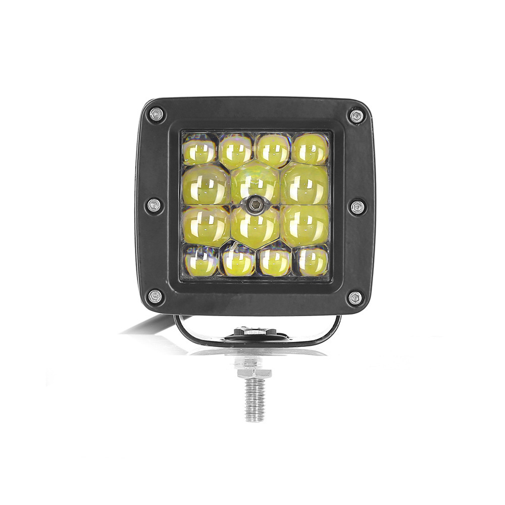 Ce RoHS EMC Waterproof 21W LED Square Cube 6D 3 Inch Pods Work Light for 4X4 off Road
