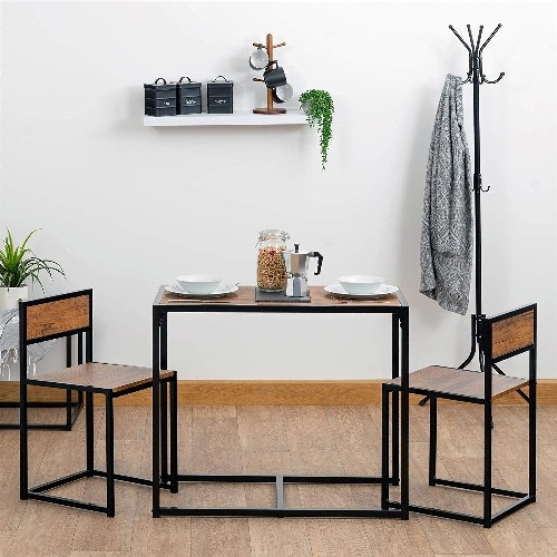 Compact Kitchen Dining Table Chairs