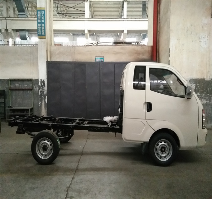 1.2 Tons Electric Small Truck Qx1026