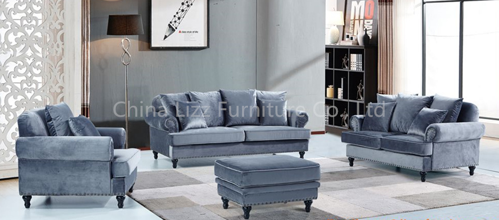 Leisure Modular Fabric Sofa Furniture