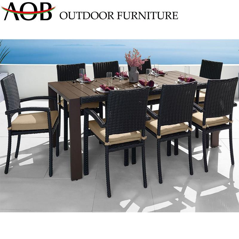Chinese Teakwood Dinner Table