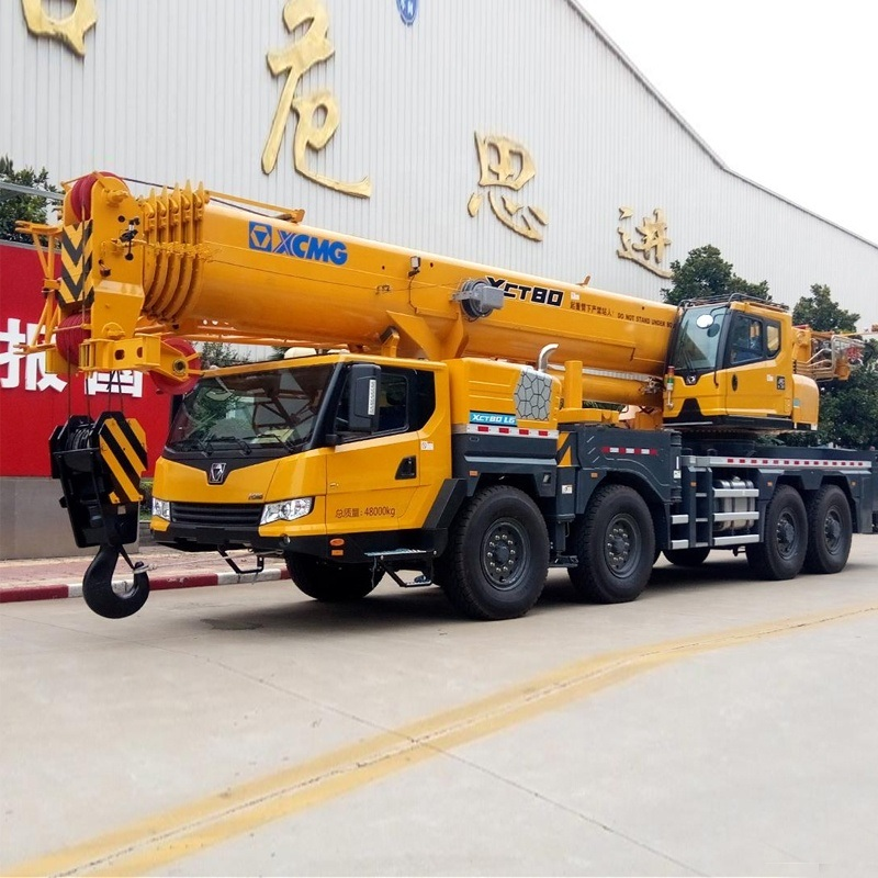 XCMG Knuckle Boom Truck Crane 5Ton SQ5ZK3Q WITH ISO CCC