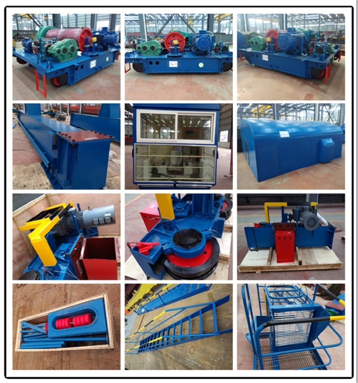Heavy Duty Type Multi-Girder Casting Crane for Workhouse