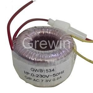Mini Solar Toroidal Transformer for Converter/Lighting