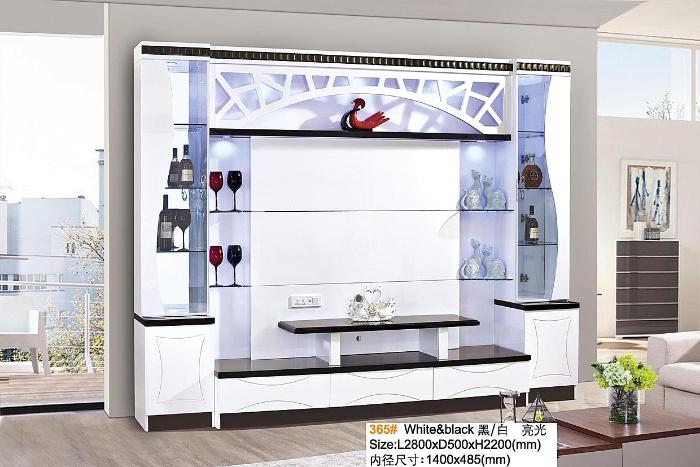 Modern Luxury Design Wooden Tv Cabinet